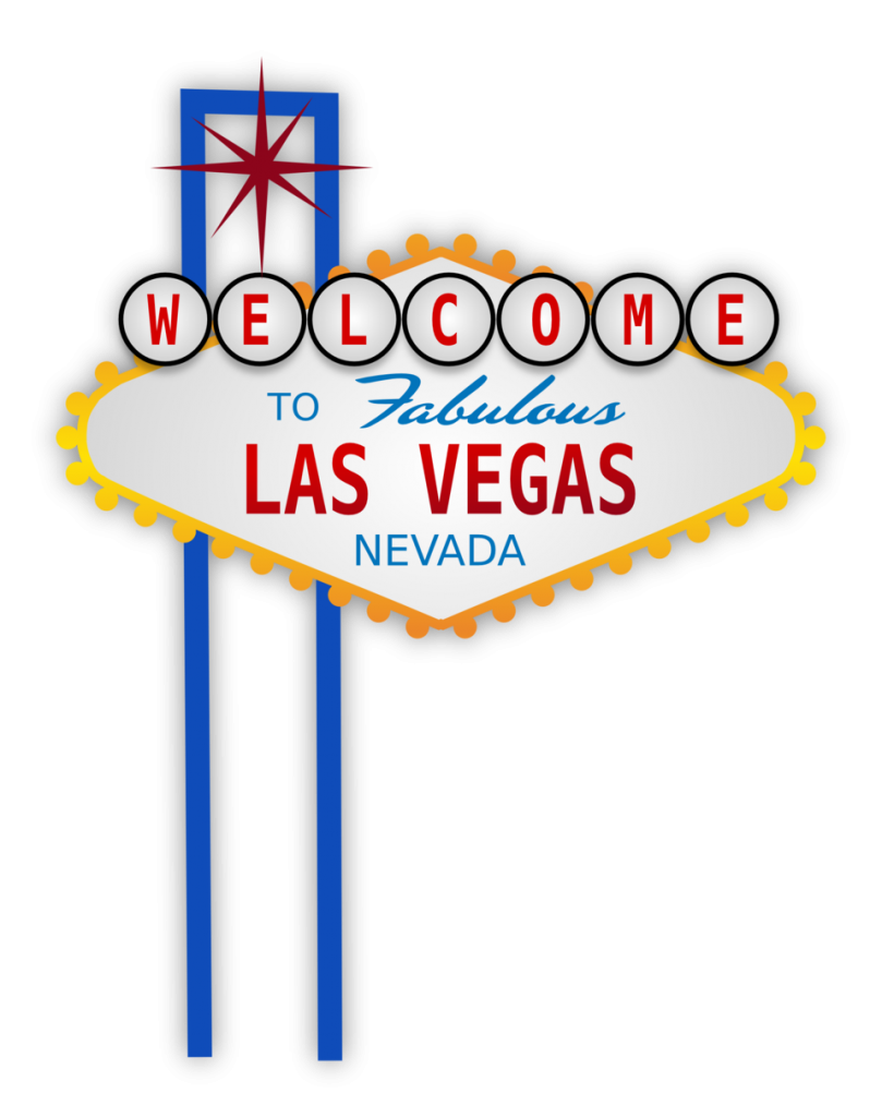 las vegas welcome sign beth ellyn rosenthal eXp Realty Las vegas, henderson 4-Letter Friday